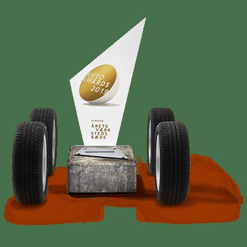årets værksted 2019 automester autopunkt autoværksted