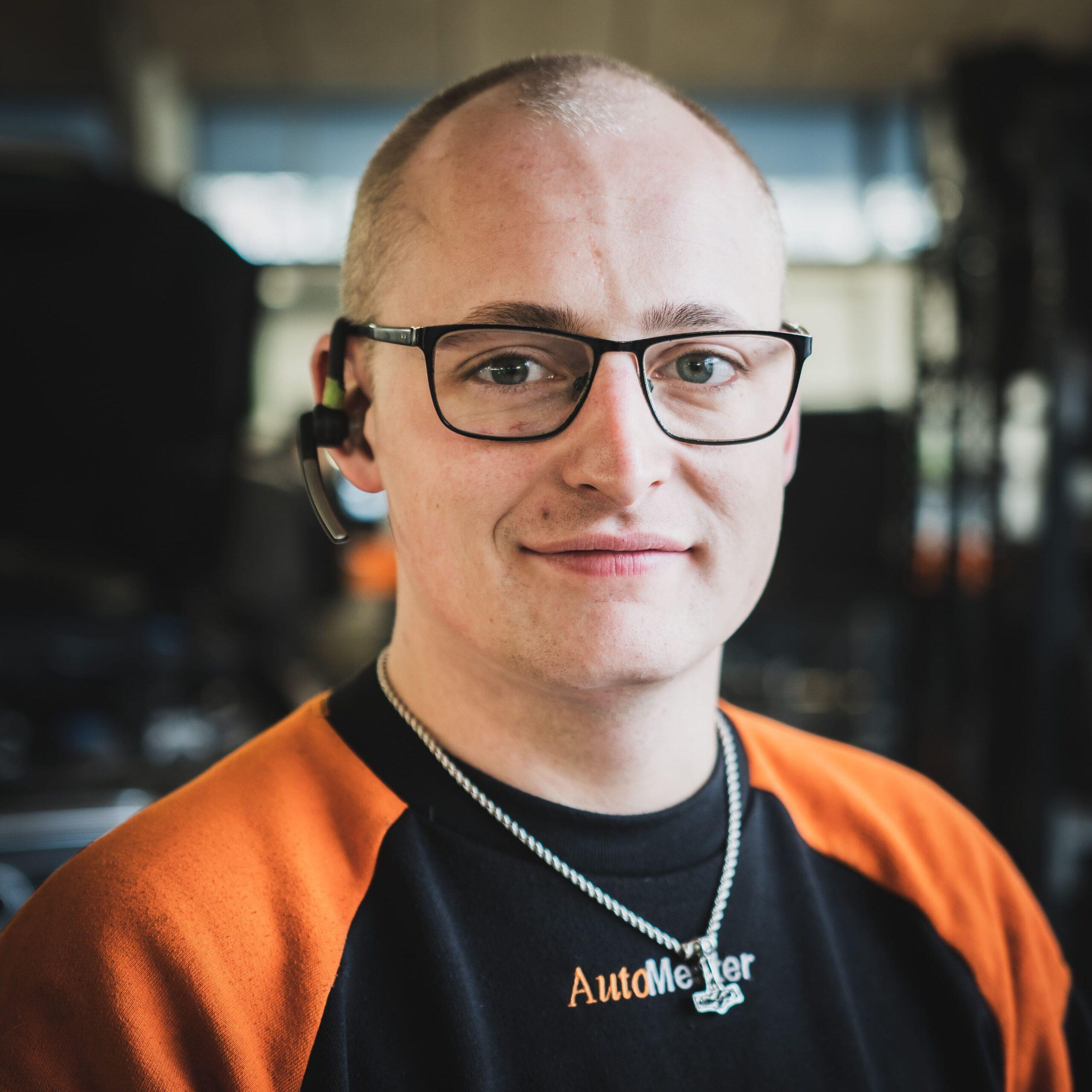 Rene Jensen. tekniker autoværksted herning